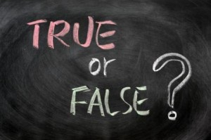 false beliefs about how the market works